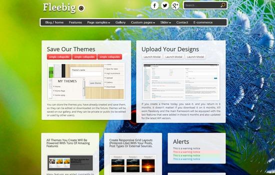 Fleebig theme