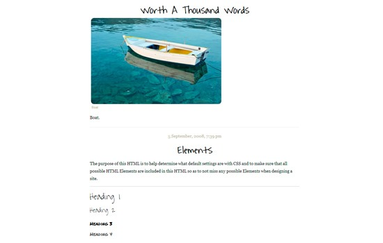20 款免费 WordPress Themes