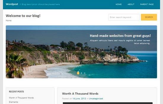 wordpost theme