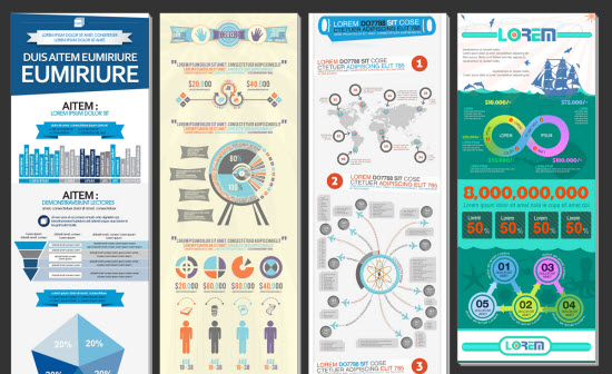 Infographics Galore: Worth a Thousand Words, But Costs Only $27!