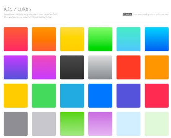 ios7colors