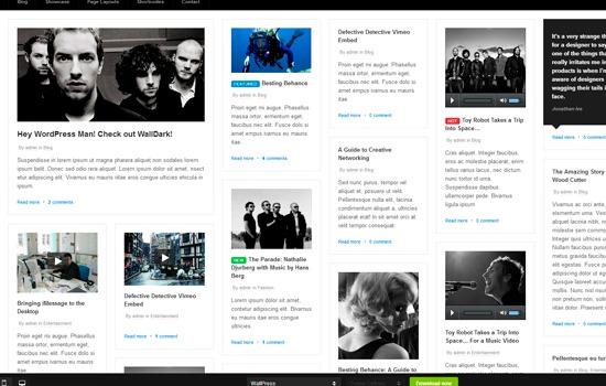 WallPress theme