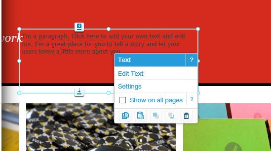 wix-textabschnitt