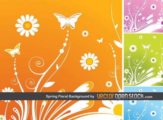 Get Prepared: 40+ Top Free Vectors for Spring Holidays