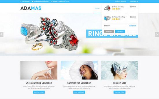 Adamas-_-ecommerce-website-template