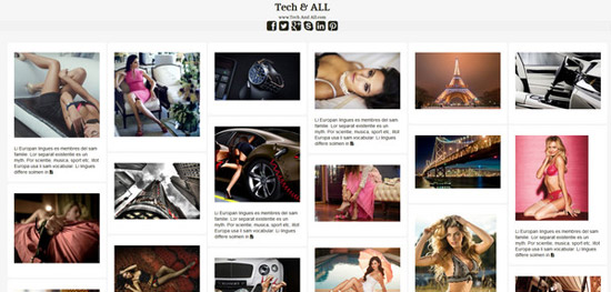 Adaptive-Gallery-Theme-with-FancyBox