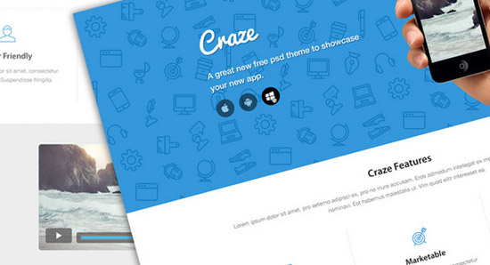 Craze-Trendy-Landing-Page-Website-design