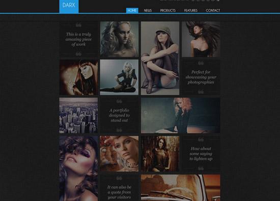 DARX-_-fashion-template