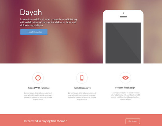 Dayoh---Landing-page-PSD-Template