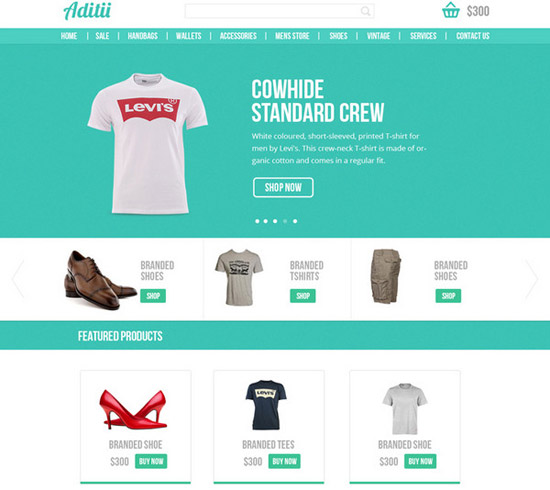 Ecommerce-Website-Template