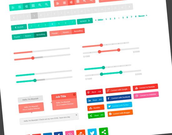 Flatex-UI-Kit-Pro