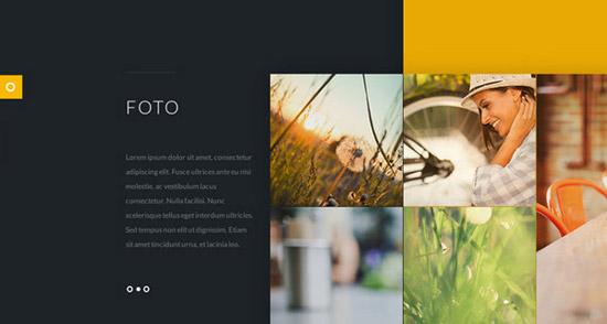 Foto---Stylish-Flat-PSD-website-Template