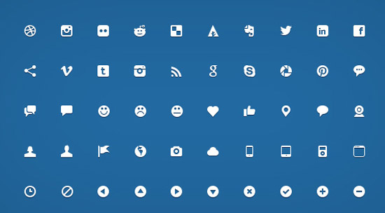 Handcrafted-Micro-Icons