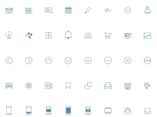 ICONSET-by-YC