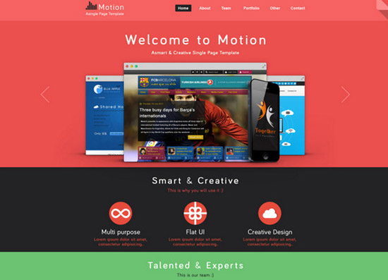 Motion-template-by-Mahmoud-Baghagh