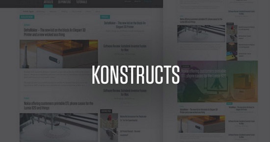 News-or-Blog-PSD-Website