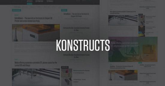 News-or-Blog-PSD-Website