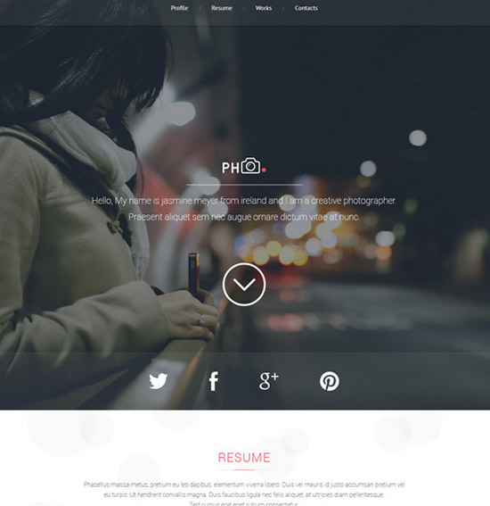 PH-CV-_-PSD-Template