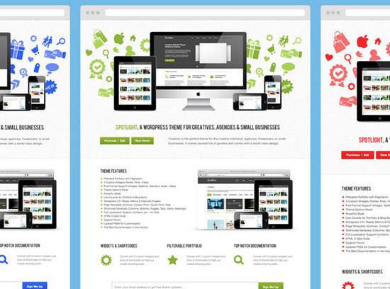 SPOTLIGHT-HTML-THEME
