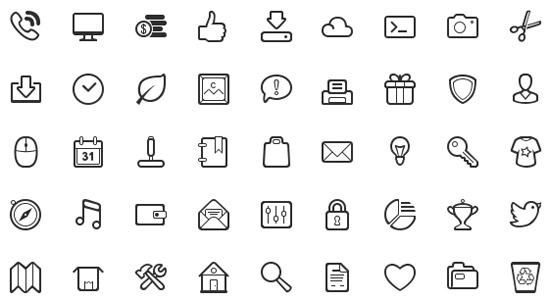 Simple-and-Neat-Vector-Icons