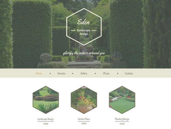 Theme-for-Exterior-Design-Website