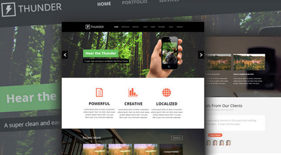 Thunder---A-Free-Mega-PSD-Website-Template