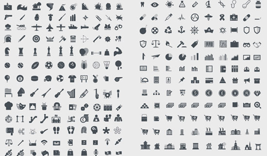 Ultimate-Free-Icon-Set