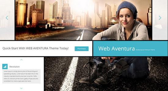 Web-Aventura-Homepage
