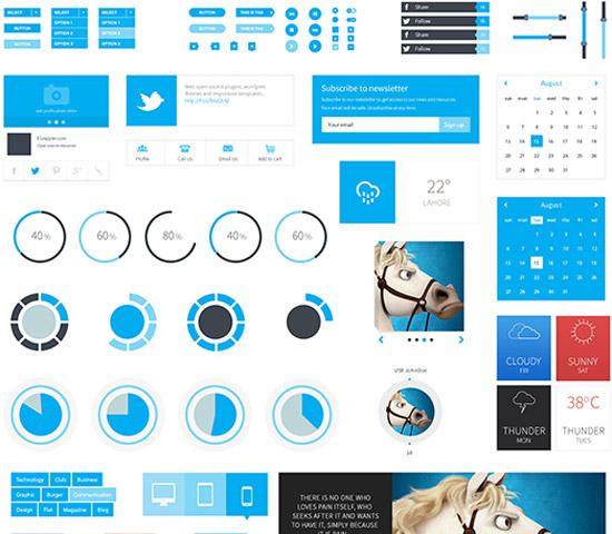 etro-Style-Free-Flat-User-Interface-Kit