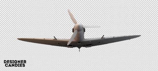 free-spitfire-render