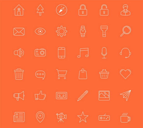 iOS-7-Outline-Icons