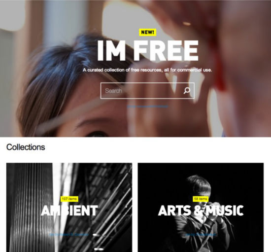 imfree-collections-lp