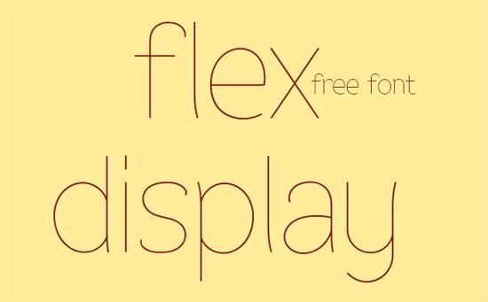 flex-display