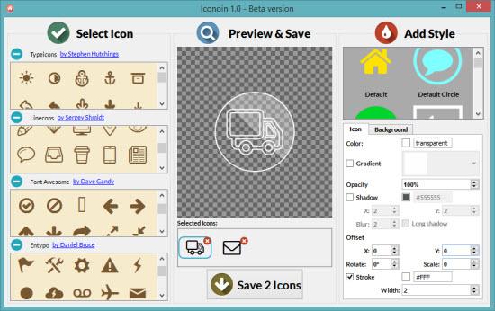 iconion-glass-icons