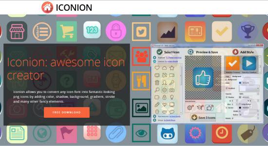 iconion-landing-page