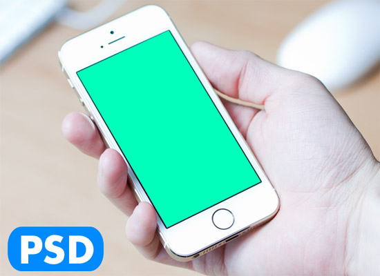 iphone-5s-mockup-gold-by-christoph-gromer