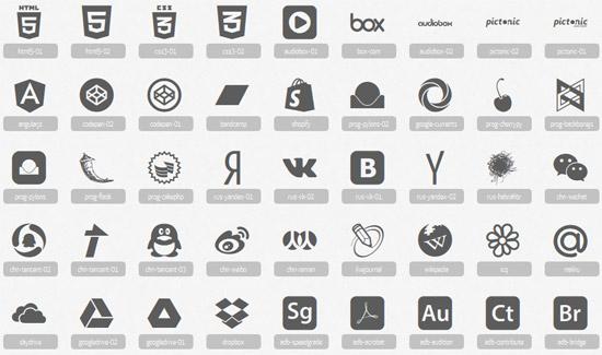 pictonic-icons