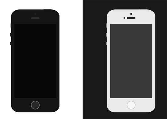 simple-flat-iphone-5s