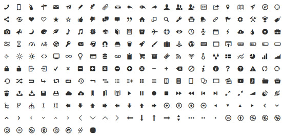 the-entypo-pictogram-suite