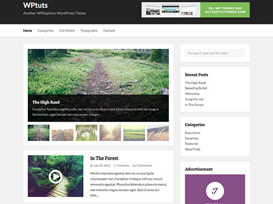 wptuts-wordPress-theme