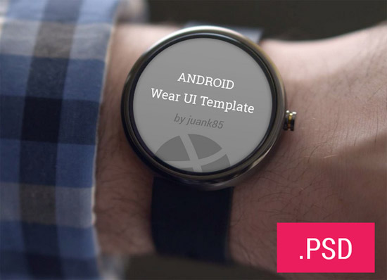 android-wear-template