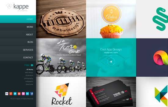 Html Css Psd And More 22 Free And Fresh Design