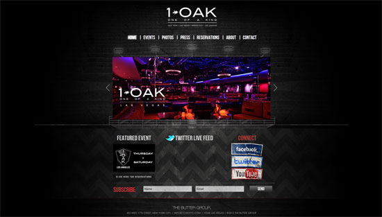 1-OAK Website