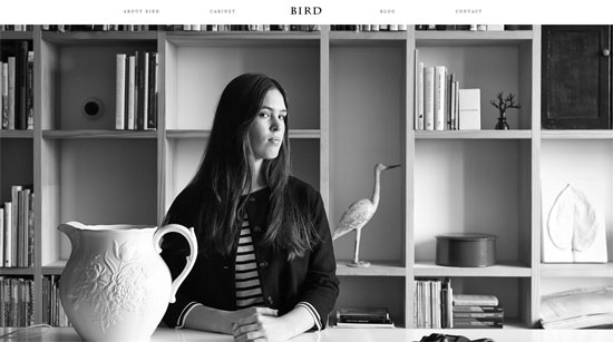 Bird Boutique Website