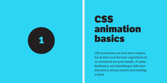 The CSS Animations Pocket Guide: Lots of Unused Space