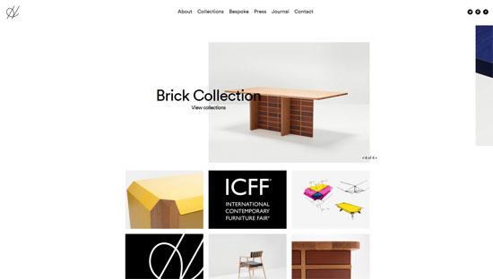 H Furniture Website