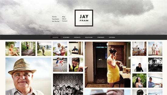 Jay Fram Web Design