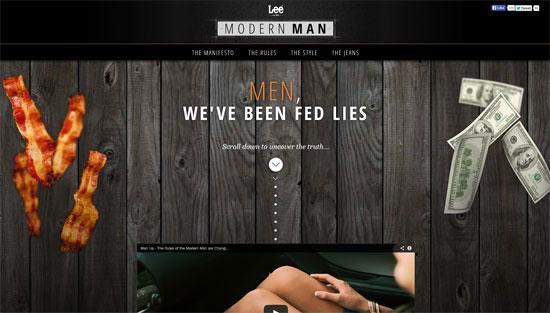 Lee Jeans Site
