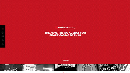 Red Square Advertising Site