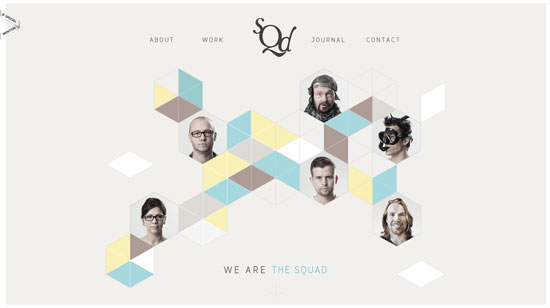 Squad Design Site